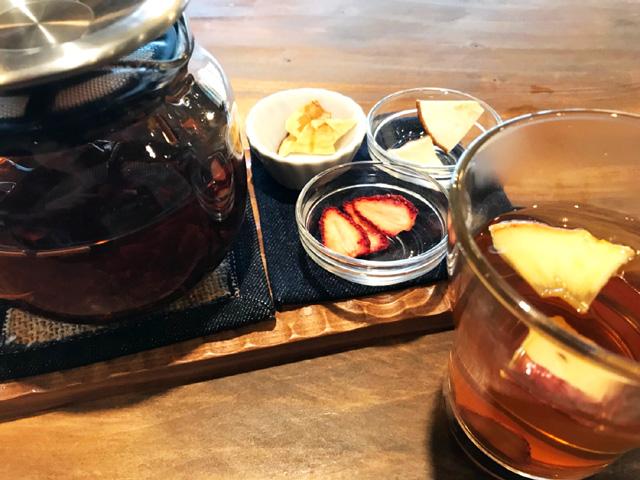 フルーツ猿島紅茶